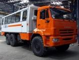 Вахтовый автобус НЕФАЗ  4208М-0000511-01