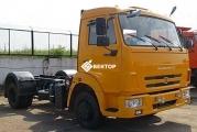 Шасси КамАЗ 4308-3017-69(G5)