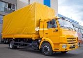 Бортовой КамАЗ 4308-7063-69(G5)