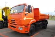 Самосвал КамАЗ 43255-7010-69(G5)