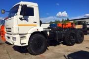 Шасси КамАЗ 5350-3060-66(D5)