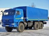 Бортовой КамАЗ 5350-6017-66(D5)