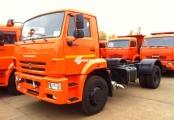 Шасси КамАЗ 53605-3950-48(A5)