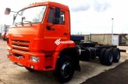 Шасси КамАЗ 65111-3960-50