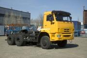 Шасси КамАЗ 65115-3968-50