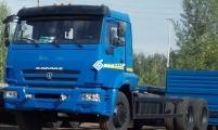 Шасси КамАЗ 65115-3064-48(A5)