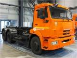 Шасси КамАЗ 65115-3063-50