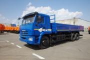 Бортовой КамАЗ 65117-6020-48(A5)
