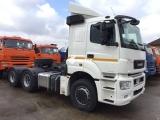 Седельный тягач КамАЗ 65206-002-68(Т5)