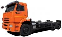 Шасси КамАЗ 6520-3021-49(B5)