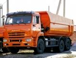 Самосвал КамАЗ 6520-6020-49(B5)