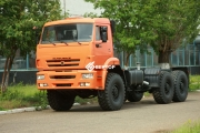 Шасси КамАЗ 65222-3010-53