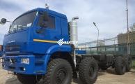 Шасси КамАЗ 6560-3960-53