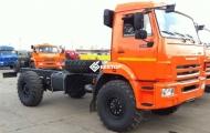 Шасси КамАЗ 43502-3036-66(D5)
