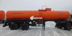 Полуприцеп цистерна НЕФАЗ для перевозки нефти  9638-0200112-01